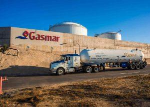 Gasmar cumple 25 años importando el gas  licuado que llega a los hogares de Chile