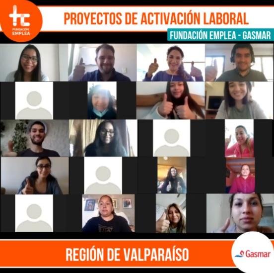 Gasmar apoya a vecinos de Puchuncaví con curso de capacitación para cuidados de personas no autovalentes
